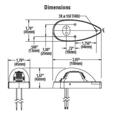 Old Tube Light Wiring Diagram Whelen on